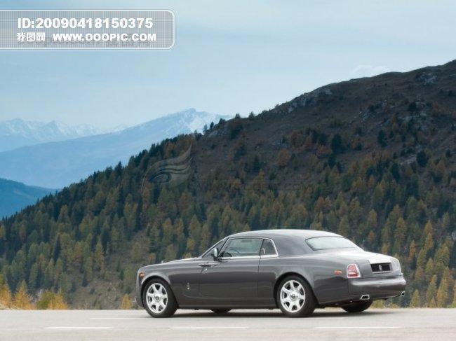 劳斯莱斯汽车 交通工具图片 现代科技高清图片