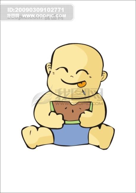 儿童宝宝矢量图 > 矢量孩子   矢量孩子 好朋友 小孩 可爱 卡通 儿童